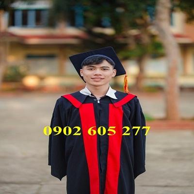 Lễ phục tốt nghiệp 01