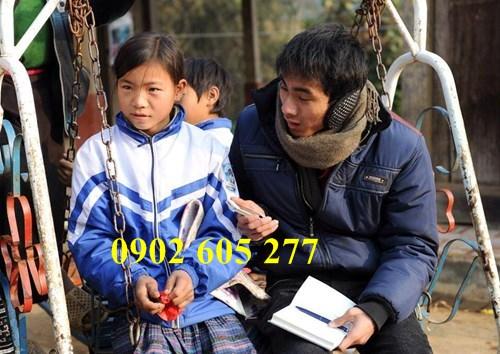 Cơ sở sản xuất áo gió từ thiện mùa đông cho trẻ em