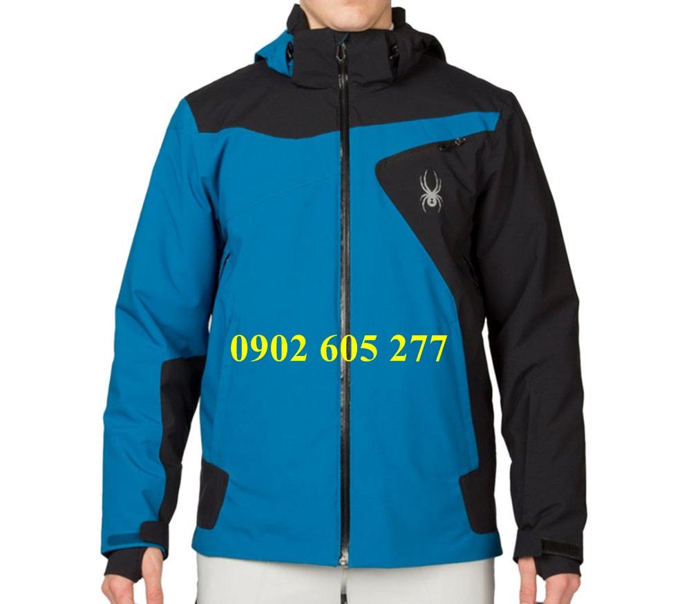 Cơ sở may áo khoác gió tặng khách hàng