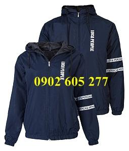 Tìm xưởng may áo khoác gió cho công nhân