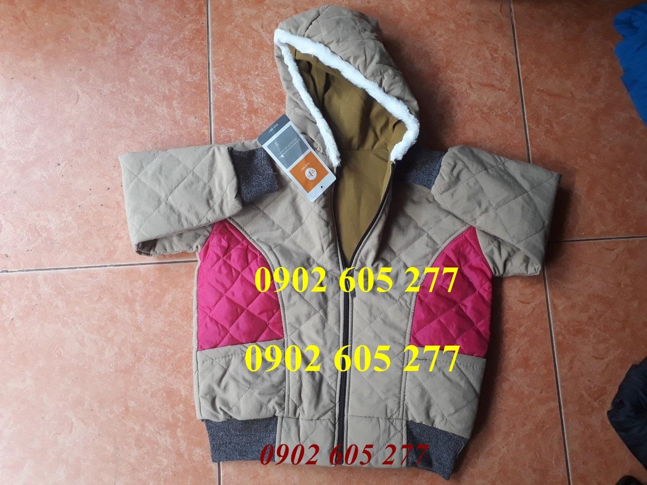 Áo ấm từ thiện giá rẻ phù hợp cho trẻ em tại PleiKu