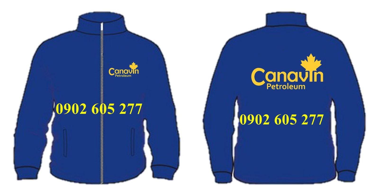 Nhận may áo khoác in logo theo yêu cầu tại Quận 3